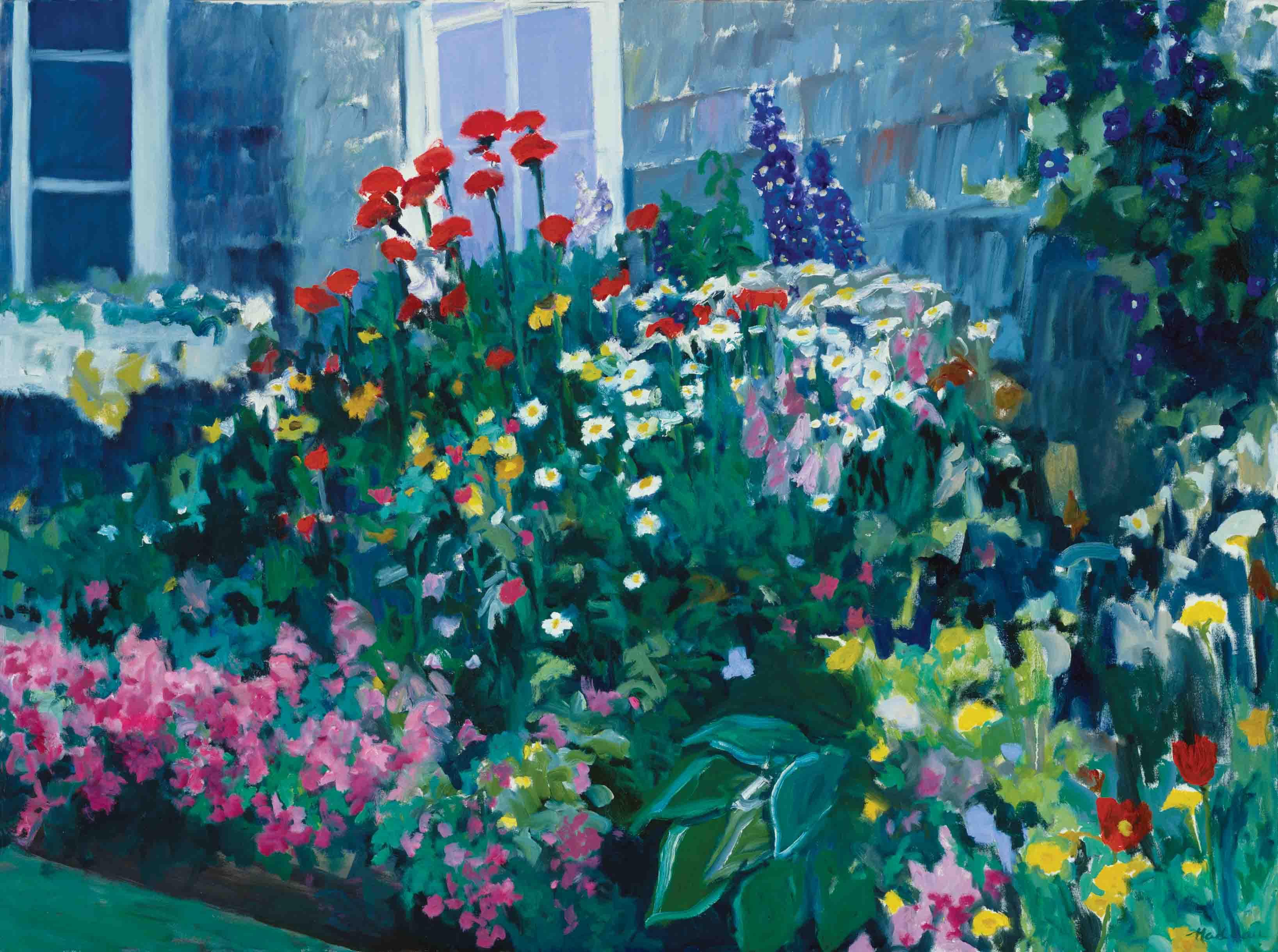 Nantucket Floral Bloom