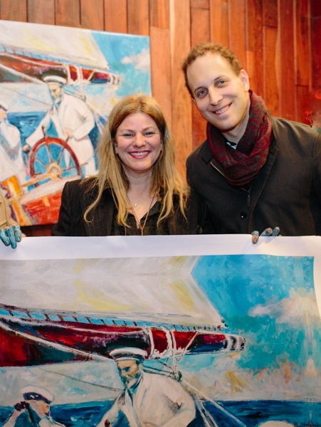 Sundance 2015, A Royal visit, Guest of Honor Lord Frederick Windsor